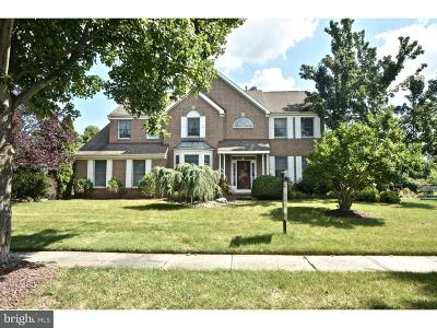 Princeton Junction Single Family Home For Sale: 4 Sunset Court
