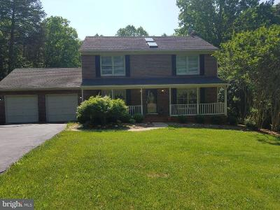 Stafford Single Family Home For Sale: 105 Hidden Ln
