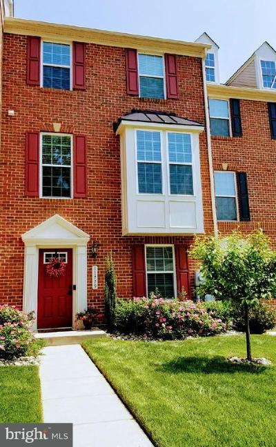 Waldorf Townhouse For Sale: 11779 Nationals Lane