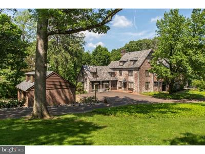 Bucks County Single Family Home For Sale: 2125 S Easton Road