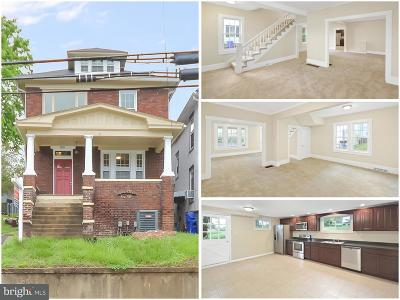Brunswick MD Single Family Home For Sale: $269,000