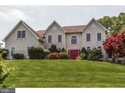 Newtown Square Single Family Home For Sale: 2 Rose Glen Court