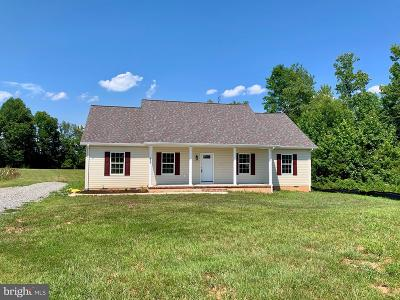 Louisa County Single Family Home For Sale: Bella Woods Dr.