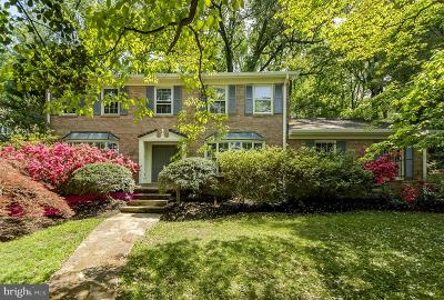 Falls Church Single Family Home For Sale: 3311 Goldsboro Place