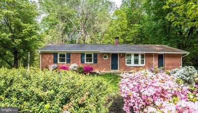 Fairfax Single Family Home For Sale: 4301 Olley Lane
