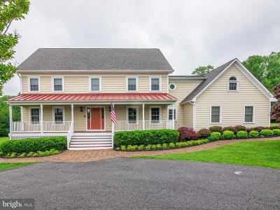 Gaithersburg Single Family Home For Sale: 24621 Woodfield School Road