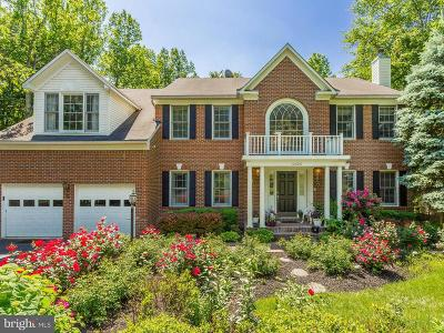 Manassas Single Family Home For Sale: 12606 Clawson Lane