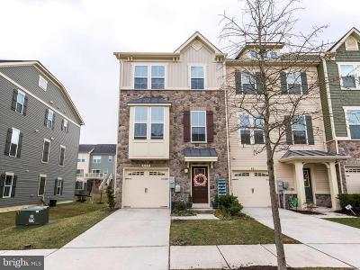 Glen Burnie Townhouse For Sale: 629 Foxwood Drive