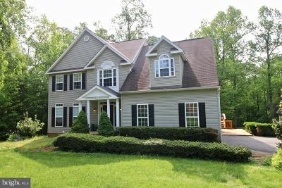 Stafford Single Family Home For Sale: 70 Stonewall Drive