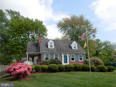 Hatboro Single Family Home For Sale: 7 Meetinghouse Road