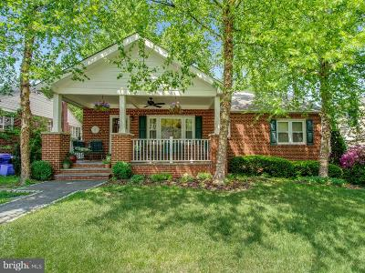 Montgomery County Single Family Home For Sale: 4409 Chestnut Street