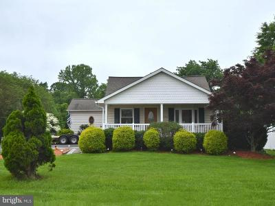 Joppa Single Family Home For Sale: 1906 Mountain Road