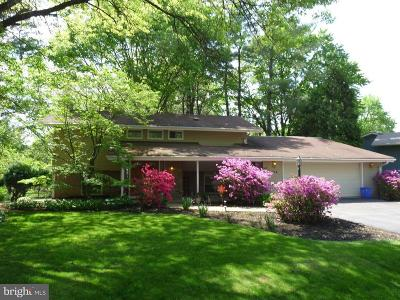 Brookeville Single Family Home For Sale: 3024 Quail Hollow Terrace