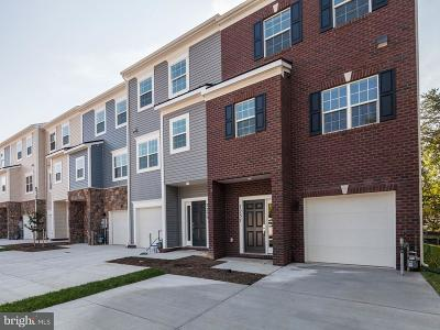 Glen Burnie Townhouse Under Contract: 7725 Lexington Court