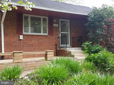 Annandale Single Family Home For Sale: 7225 Joel Drive