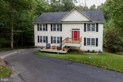 Frederick County, Harrisonburg City, Page County, Rockingham County, Shenandoah County, Warren County, Winchester City Single Family Home For Sale: 206 Greenbriar Circle