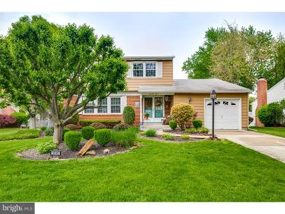 Cherry Hill Single Family Home For Sale: 1840 W West Point Drive