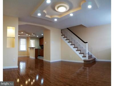 Philadelphia County Townhouse For Sale: 342 Stevens Street