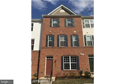 Silver Spring MD Townhouse For Sale: $370,000