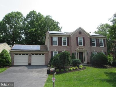 Montgomery County Single Family Home For Sale: 1 Galesville Court
