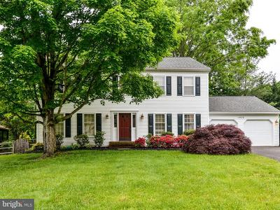 Centreville Single Family Home For Sale: 15538 Eagle Tavern Lane