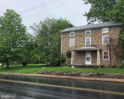 Norristown Single Family Home For Sale: 2929 N Whitehall Road