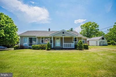 Warren County Single Family Home Active Under Contract: 1971 Strasburg Road