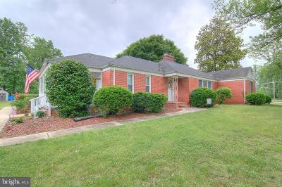 Prince Frederick Single Family Home For Sale: 95 Dares Beach Road
