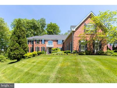 West Chester Single Family Home For Sale: 895 Breeze Wood Lane