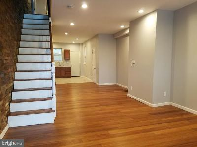 Philadelphia County Townhouse For Sale: 5409 Thomas Avenue