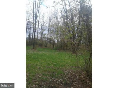 Bucks County Residential Lots & Land For Sale: Creek Drive