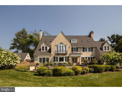 Bryn Mawr Single Family Home For Sale: 500 Glenview Road