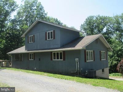 New Providence Single Family Home Under Contract: 519 Truce Road