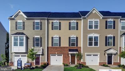 Stafford County Townhouse For Sale: Landing Drive
