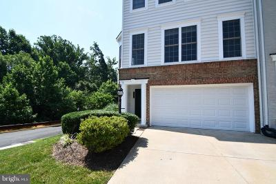 Woodbridge Townhouse For Sale: 2162 Oberlin Drive