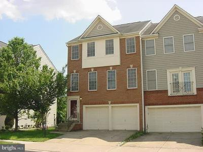 Manassas Townhouse For Sale: 9001 Brewer Creek Place