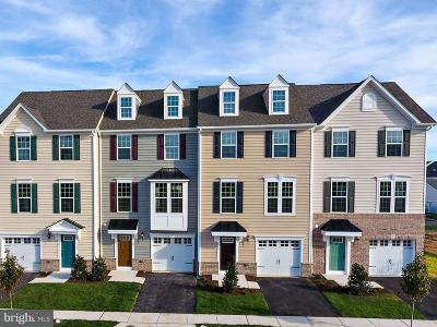 Fredericksburg Townhouse For Sale: Streamview Drive