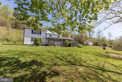 Greene County Single Family Home For Sale: 1182 Snow Mountain Road
