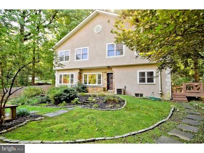 King Of Prussia Single Family Home For Sale: 403 Weadley Road