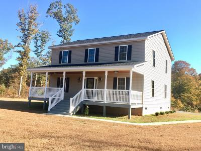 Orange VA Single Family Home For Sale: $349,500