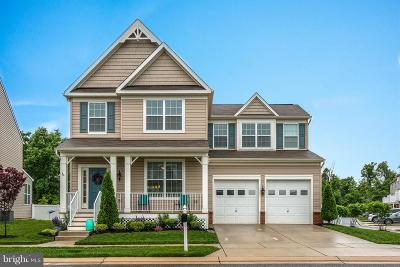 Baltimore Single Family Home For Sale: 8400 Stansbury Lake Drive