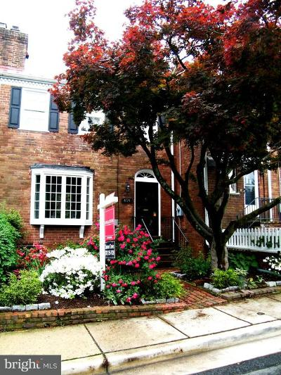 Townhouse For Sale: 414 Jefferson Street