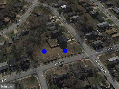 Capitol Heights Residential Lots & Land Under Contract: 6513 Drylog Street