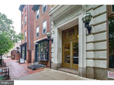 Philadelphia Single Family Home For Sale: 315 Arch Street #605