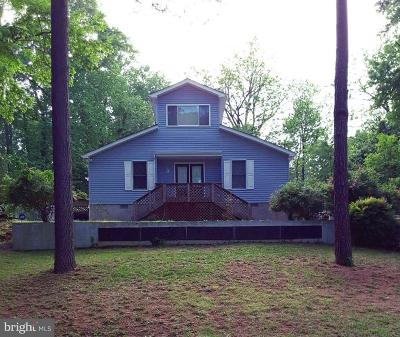 Calvert County Single Family Home For Sale: 12121 Catalina Drive