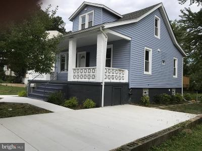 Baltimore Single Family Home For Sale: 3040 Woodside Avenue