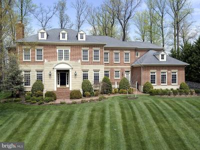 McLean Single Family Home For Sale: 7834 Montvale Way