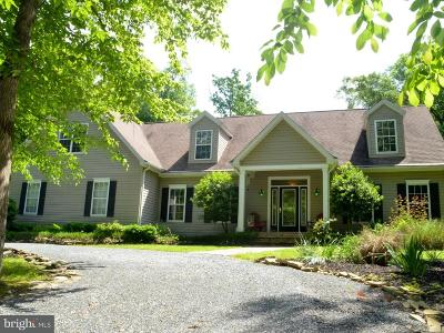 Centreville Single Family Home For Sale: 1018 Spaniard Neck Road
