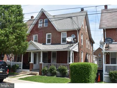 Coatesville Multi Family Home For Sale: 107 Hope Avenue