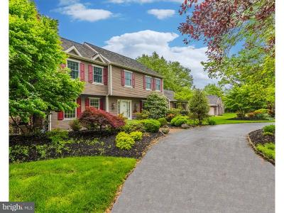 Upper Makefield PA Single Family Home For Sale: $879,900